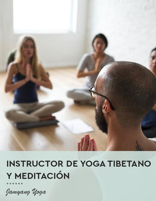 Instructor Yoga Tibetano y Meditación